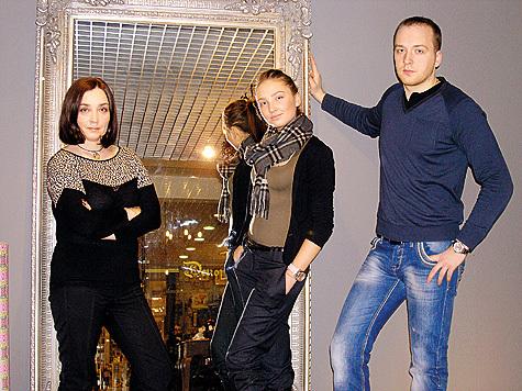 Александра завьялова и её дети фото