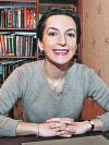Писательница Полина Дашкова