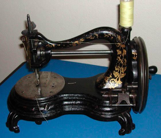швейную машинку как