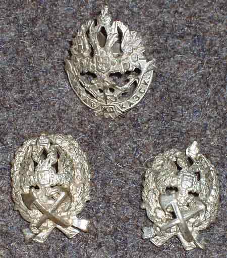 Кокарда закавказской железной дороги и пара железнодорожных эмблем..jpg 73.35 Кб Просмотров: 1090.