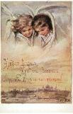 Бем - Христос Воскресъ, Христос Воскресъ! Ликуют ангелы с небесъ!